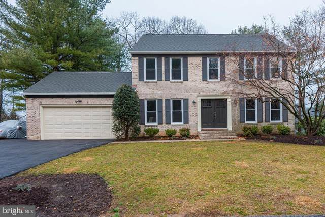 4 Five Oaks Court, OWINGS MILLS, MD 21117 (#MDBC486720) :: Advance Realty Bel Air, Inc