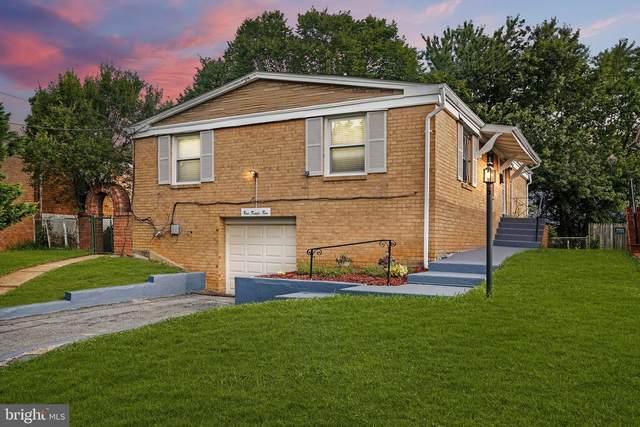 922 Hilltop Terrace SE, WASHINGTON, DC 20019 (#DCDC460040) :: Talbot Greenya Group