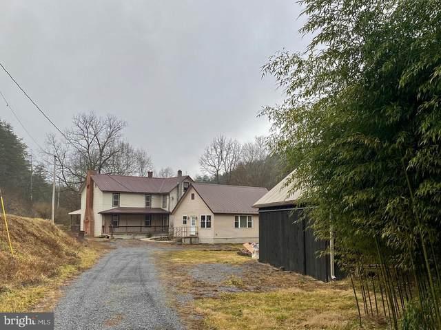 1781 Pleasant Ridge Road, NEEDMORE, PA 17238 (#PAFU104444) :: AJ Team Realty