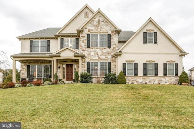 28 Springdale Way, MECHANICSBURG, PA 17050 (#PACB121828) :: The Jim Powers Team