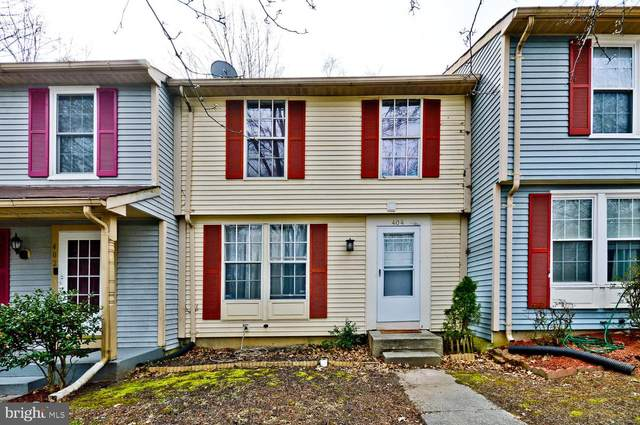 404 Shady Glen Drive, CAPITOL HEIGHTS, MD 20743 (#MDPG560668) :: AJ Team Realty