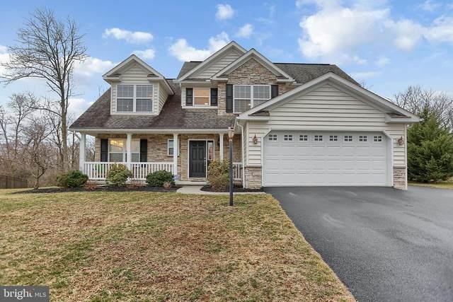2001 Laura Lane, HARRISBURG, PA 17110 (#PADA119632) :: Iron Valley Real Estate