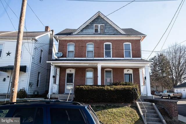 425 High Street, HANOVER, PA 17331 (#PAYK134170) :: Bob Lucido Team of Keller Williams Integrity
