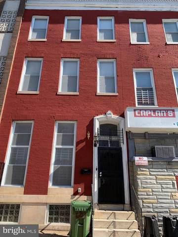 603 N Carey Street, BALTIMORE, MD 21217 (#MDBA501942) :: John Smith Real Estate Group