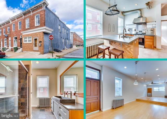 919 Bayard Street, BALTIMORE, MD 21223 (#MDBA501948) :: Coleman & Associates