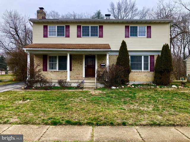 9810 Southall Road, RANDALLSTOWN, MD 21133 (#MDBC486758) :: John Smith Real Estate Group