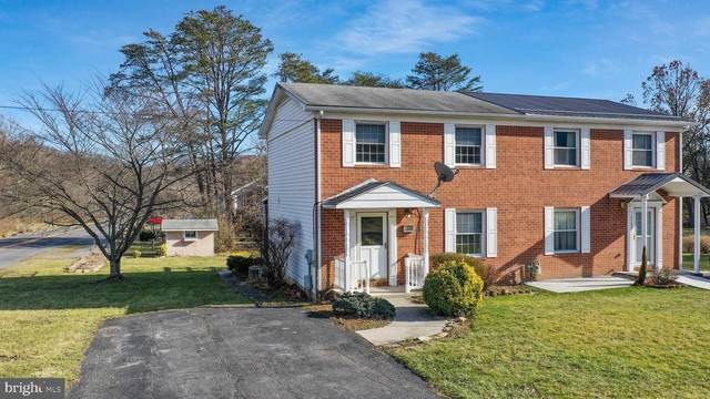 14300-L Greenfield Crescent SW, CRESAPTOWN, MD 21502 (#MDAL133776) :: Gail Nyman Group
