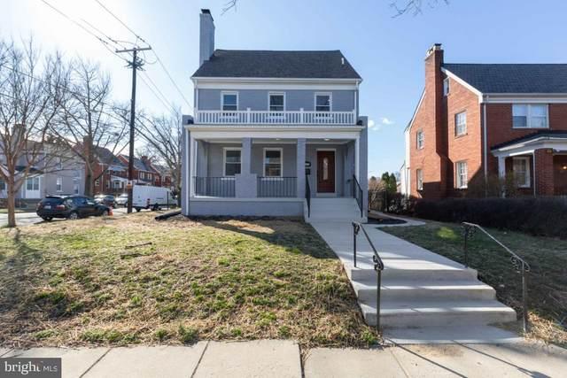 6420 13TH Street NW, WASHINGTON, DC 20012 (#DCDC460088) :: Colgan Real Estate