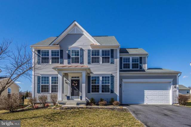 9544 Dumbarton Drive, HAGERSTOWN, MD 21740 (#MDWA170984) :: The Licata Group/Keller Williams Realty