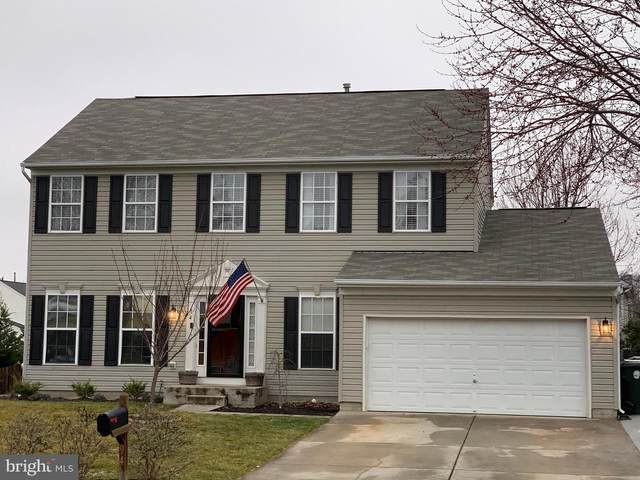94 Beatty Court, FREDERICK, MD 21702 (#MDFR260534) :: Charis Realty Group