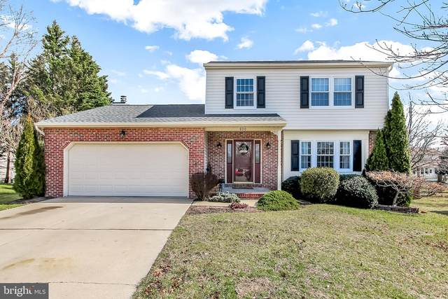 800 Diane Court, FOREST HILL, MD 21050 (#MDHR243948) :: AJ Team Realty