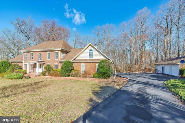 8934 Stratford Court, OWINGS, MD 20736 (#MDCA174878) :: AJ Team Realty