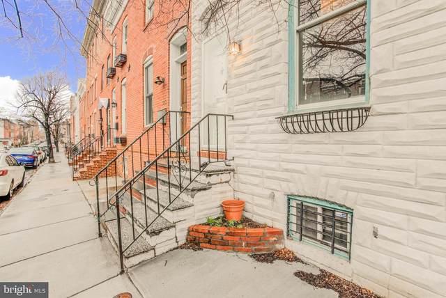 1525 William Street, BALTIMORE, MD 21230 (#MDBA501990) :: Great Falls Great Homes