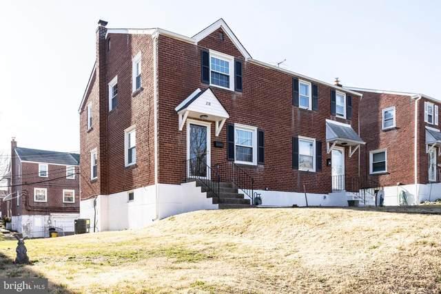 218 Felton Avenue, SHARON HILL, PA 19079 (#PADE510618) :: Viva the Life Properties