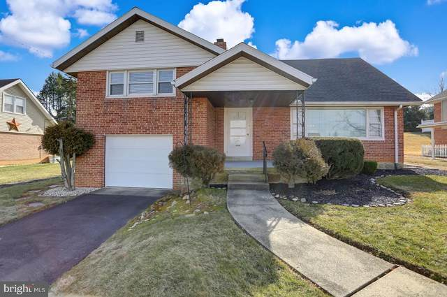 2408 Bell Drive, READING, PA 19609 (#PABK354946) :: Iron Valley Real Estate