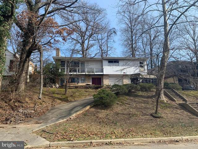 8165 E Beach Drive NW, WASHINGTON, DC 20012 (#DCDC460162) :: John Smith Real Estate Group