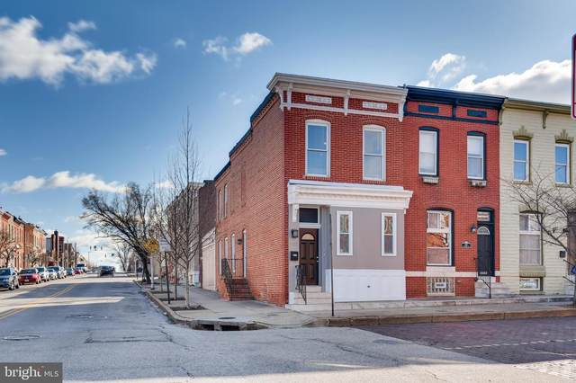 101 S Bouldin Street, BALTIMORE, MD 21224 (#MDBA502022) :: Certificate Homes