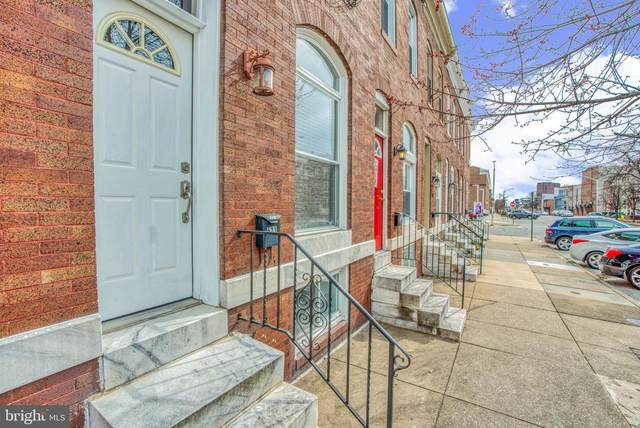523 S Luzerne Avenue, BALTIMORE, MD 21224 (#MDBA502026) :: Great Falls Great Homes