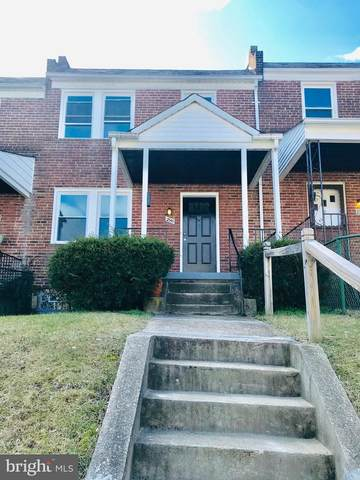 2511 Park Heights Terrace, BALTIMORE, MD 21215 (#MDBA502028) :: Great Falls Great Homes