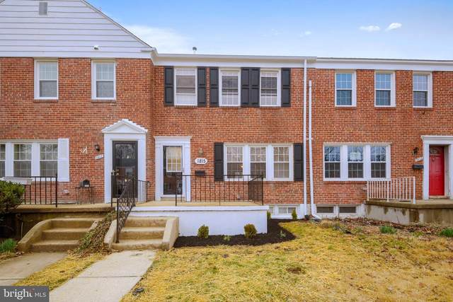 1815 Edgewood Rd, PARKVILLE, MD 21234 (#MDBC486798) :: Shawn Little Team of Garceau Realty