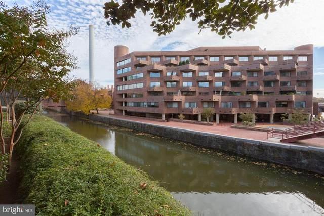1015 33RD Street NW #702, WASHINGTON, DC 20007 (#DCDC460194) :: Bruce & Tanya and Associates