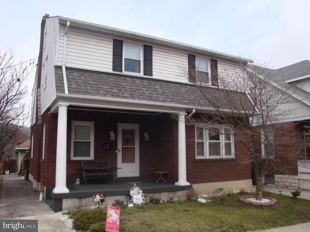 619 Sedgwick Street, CUMBERLAND, MD 21502 (#MDAL133784) :: Dart Homes