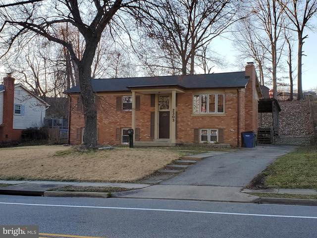 2303 W Longview Drive, WOODBRIDGE, VA 22191 (#VAPW488684) :: The Gold Standard Group
