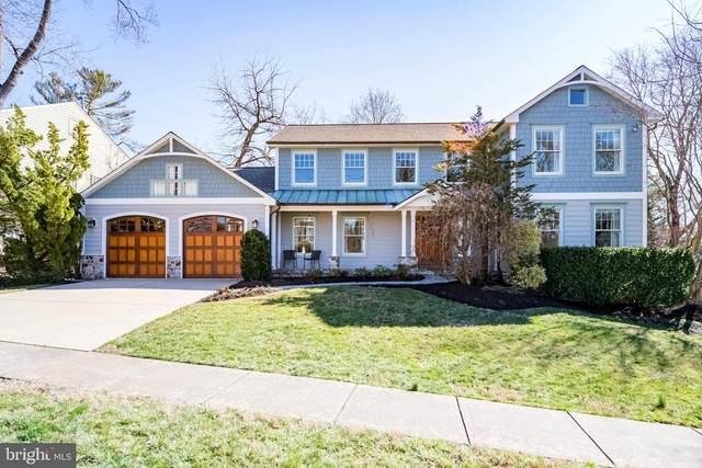 5924 Johnson Avenue, BETHESDA, MD 20817 (#MDMC697738) :: The Daniel Register Group