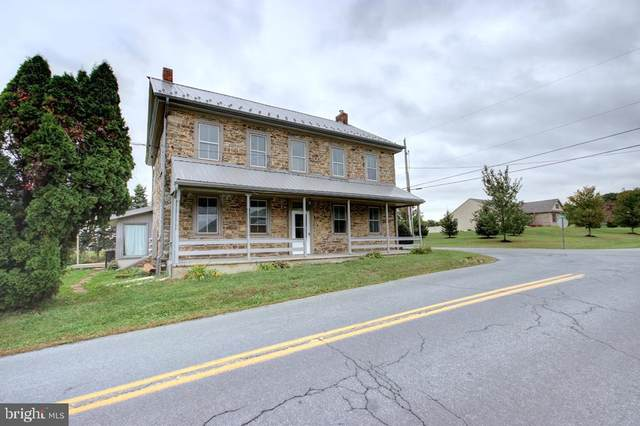 93 Cider Mill Road, MERTZTOWN, PA 19539 (#PABK354956) :: ExecuHome Realty