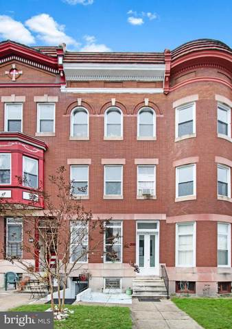 3008 N Calvert Street, BALTIMORE, MD 21218 (#MDBA502072) :: The Miller Team