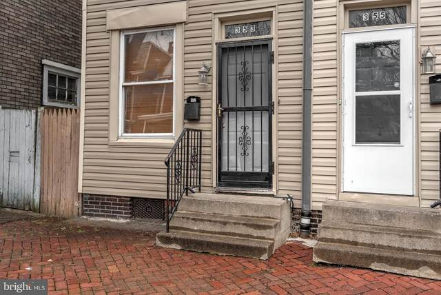353 S 14TH Street, HARRISBURG, PA 17104 (#PADA119656) :: TeamPete Realty Services, Inc