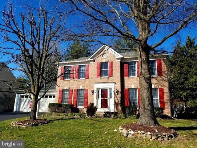 13600 White Stone Court, CLIFTON, VA 20124 (#VAFX1114014) :: Speicher Group of Long & Foster Real Estate