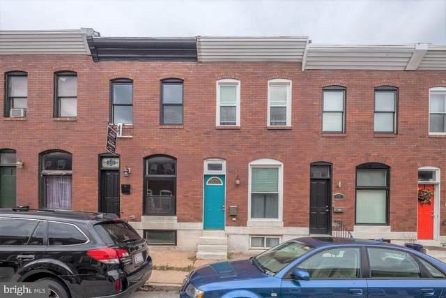 244 S Robinson Street, BALTIMORE, MD 21224 (#MDBA502096) :: Arlington Realty, Inc.