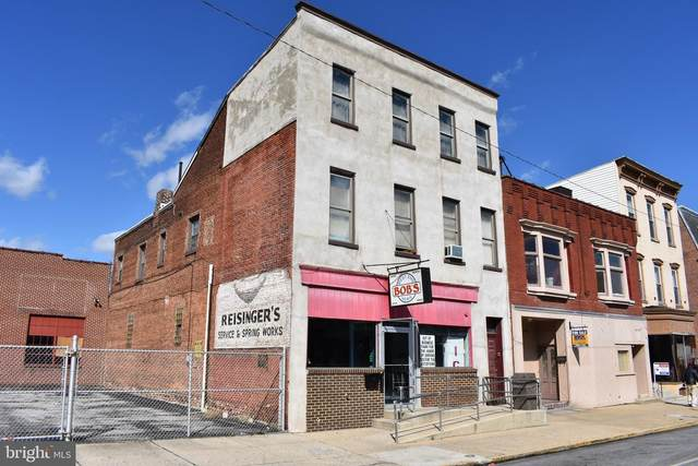 637 & 639 W Market Street, YORK, PA 17401 (#PAYK134260) :: TeamPete Realty Services, Inc