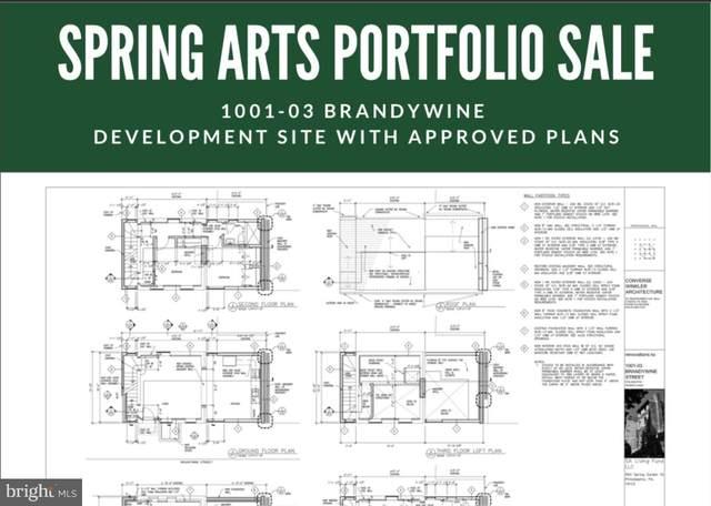 1001-03 Brandywine Street, PHILADELPHIA, PA 19123 (#PAPH876154) :: John Smith Real Estate Group