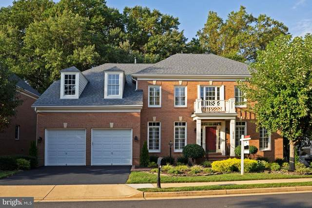 10100 Daniels Run Way, FAIRFAX, VA 22030 (#VAFC119500) :: Speicher Group of Long & Foster Real Estate