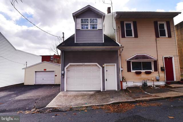713 W Arch Street, POTTSVILLE, PA 17901 (#PASK129910) :: Ramus Realty Group