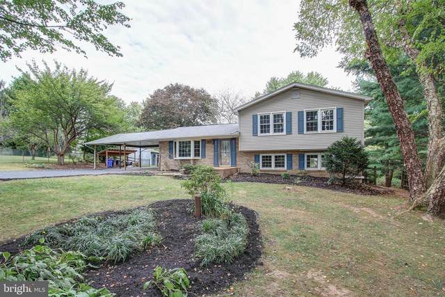 5793 Alfran Drive, MOUNT AIRY, MD 21771 (#MDFR260610) :: Radiant Home Group