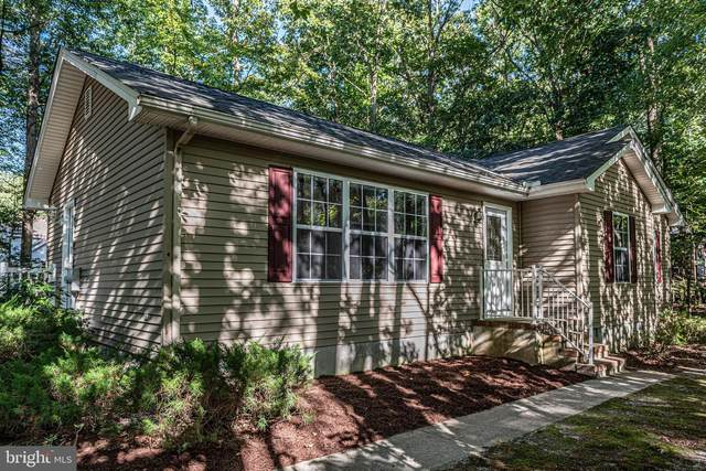 2 Cannon Drive, OCEAN PINES, MD 21811 (#MDWO112474) :: Berkshire Hathaway PenFed Realty