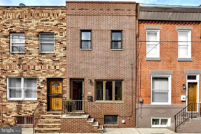 2620 S Colorado Street, PHILADELPHIA, PA 19145 (#PAPH876214) :: Keller Williams Realty - Matt Fetick Team