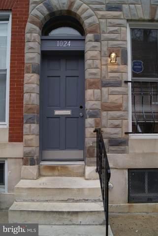 1024 Brantley Avenue, BALTIMORE, MD 21217 (#MDBA502126) :: AJ Team Realty