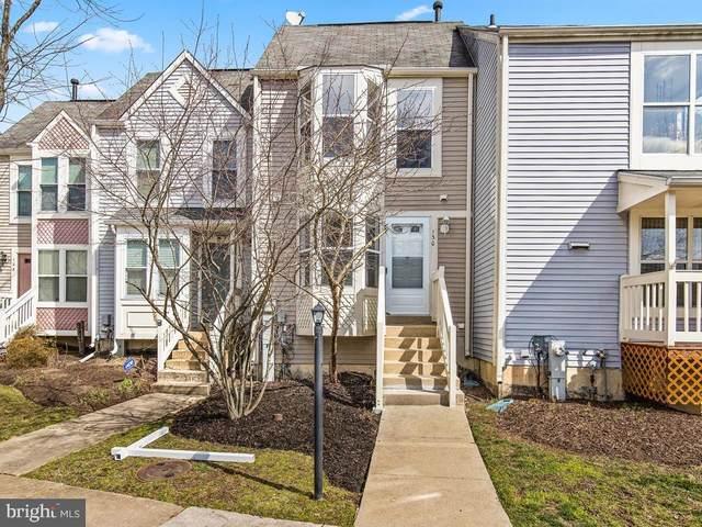 130 Woodridge Place, LAUREL, MD 20724 (#MDAA427050) :: The Licata Group/Keller Williams Realty