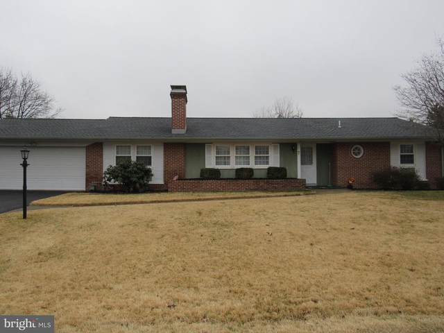 7 Mayfield Road, MECHANICSBURG, PA 17055 (#PACB121860) :: The Joy Daniels Real Estate Group