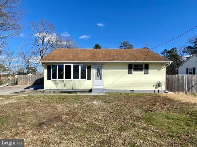 204 Cains Mill Road, WILLIAMSTOWN, NJ 08094 (#NJAC113062) :: Larson Fine Properties