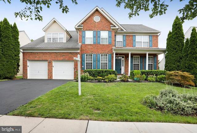 9016 Harris Street, FREDERICK, MD 21704 (#MDFR260622) :: Charis Realty Group
