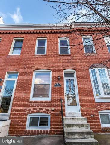631 E Clement Street, BALTIMORE, MD 21230 (#MDBA502164) :: AJ Team Realty