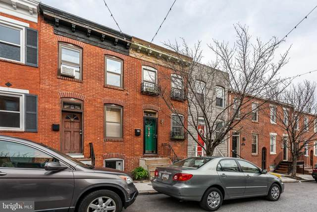 115 S Castle Street, BALTIMORE, MD 21231 (#MDBA502170) :: SURE Sales Group