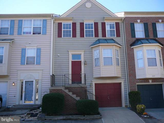 307 Waters Cove Court, STAFFORD, VA 22554 (#VAST219278) :: The Team Sordelet Realty Group