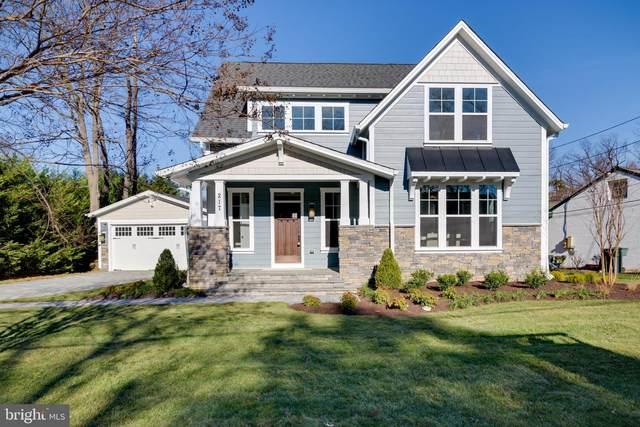 8412 Crossley Place, ALEXANDRIA, VA 22308 (#VAFX1114142) :: Eng Garcia Properties, LLC
