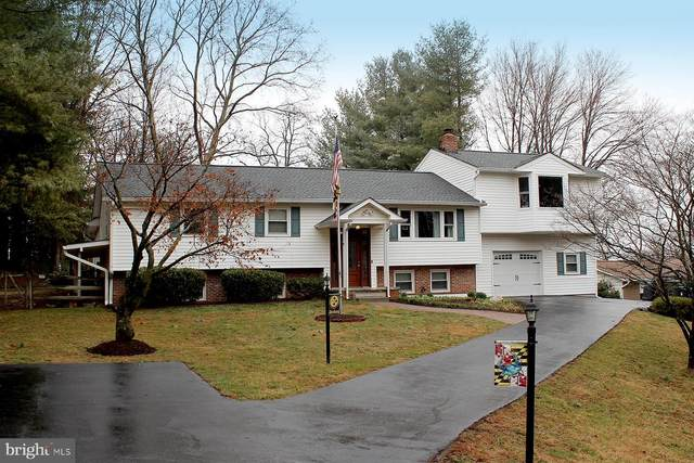 9825 Moyer Road, DAMASCUS, MD 20872 (#MDMC697842) :: Revol Real Estate